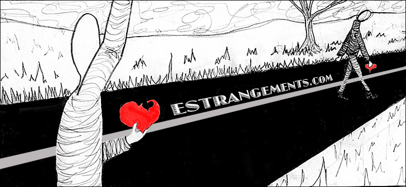Estrangements.com, information on Family Estrangement.